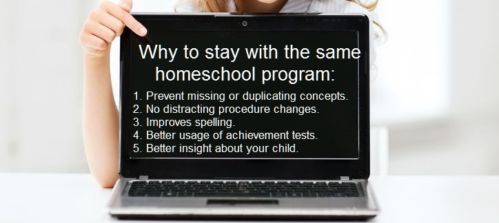k12 Homeschool Program